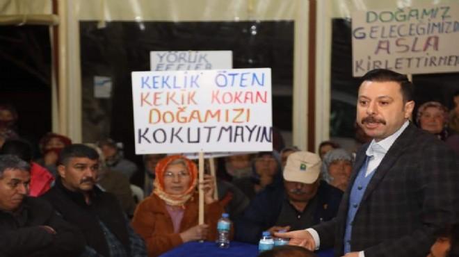 AK Partili Kaya'dan çöp tesisi salvosu: Eşi bile oy vermezdi!