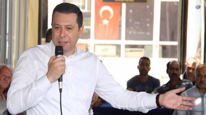 AK Partili Kaya'dan 'İnciraltı' çıkışı: Süreci tıkayan Kocaoğlu'dur!