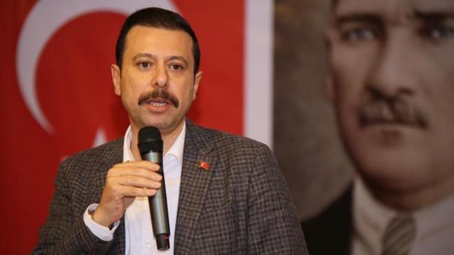 AK Partili Kaya'dan Soyer'e ve Kayalar'a salvo: Menderes'i çöplük yapmak istiyorlar!