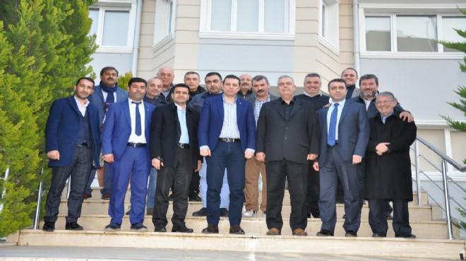 AK Partili Kaya: İzmir Partisi'nin vekilleri olacağız!