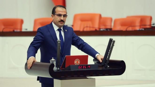 AK Partili Kırkpınar'dan 'Kozak Yaylası' açıklaması
