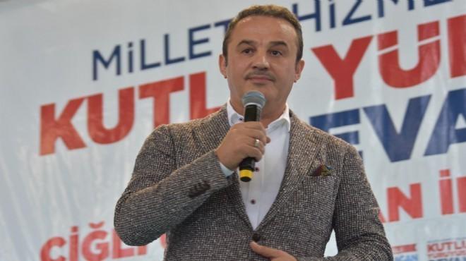 AK Partili Şengül'den Kocaoğlu'na stat salvosu: Yeniden ağlamaya başladı!