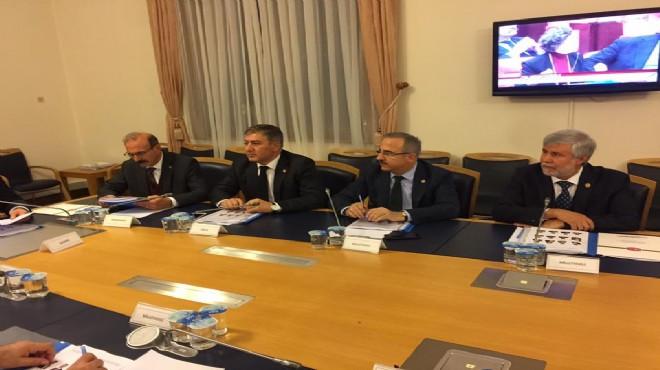 AK Partili Sürekli'ye TBMM'de kritik görev