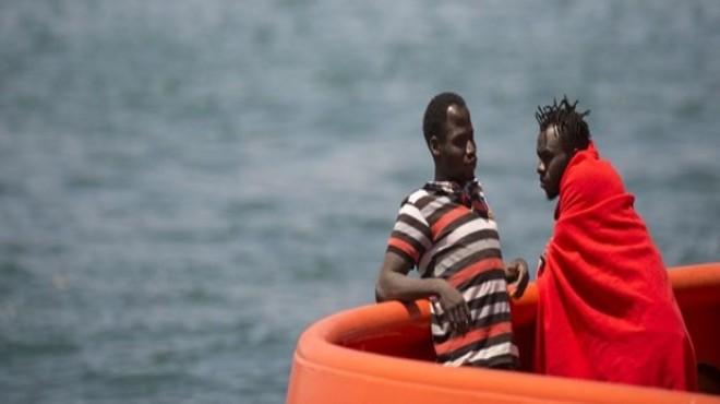 Akdeniz'de tekne faciası: En az 50 ölü