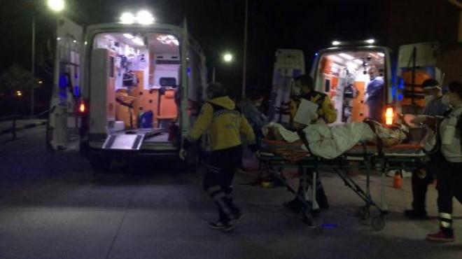 Alaşehir'de kaçak kazıda patlama: 1 yaralı!