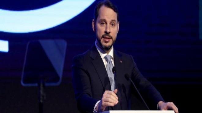 Albayrak'tan, İVME finansman paketi açıklaması