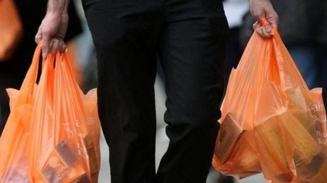 Almanya'da plastik poşetler tamamen yasaklanıyor