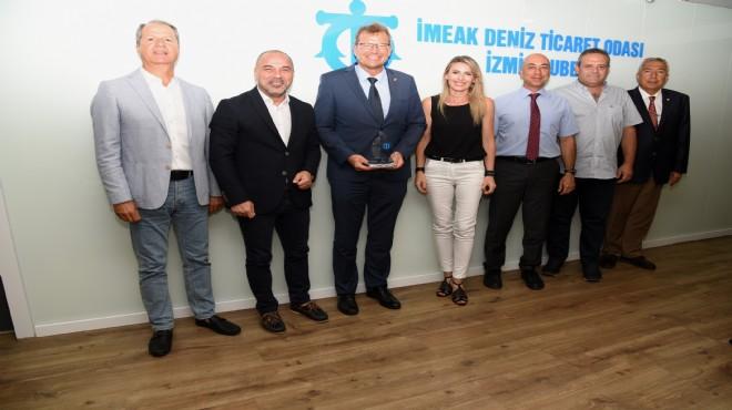 Almanya İzmir'le işbirliğini güçlendirmek istiyor
