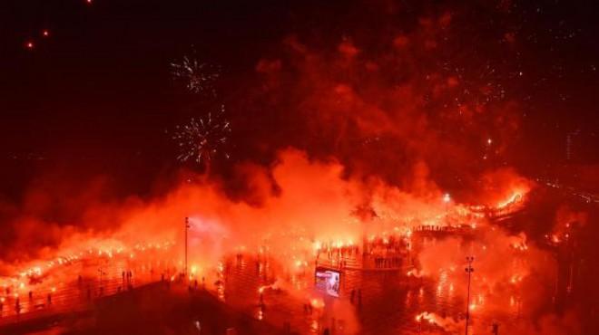 Altay'da 104. yıl heyecanı