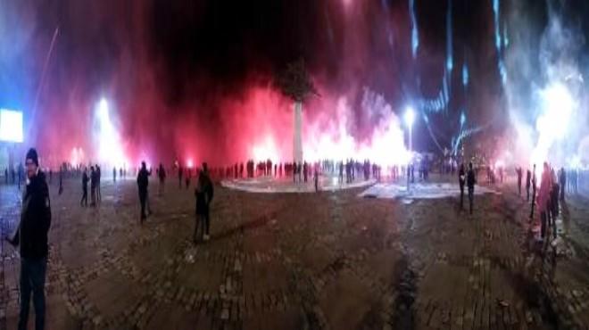 Altay'dan 105. yıla görkemli kutlama