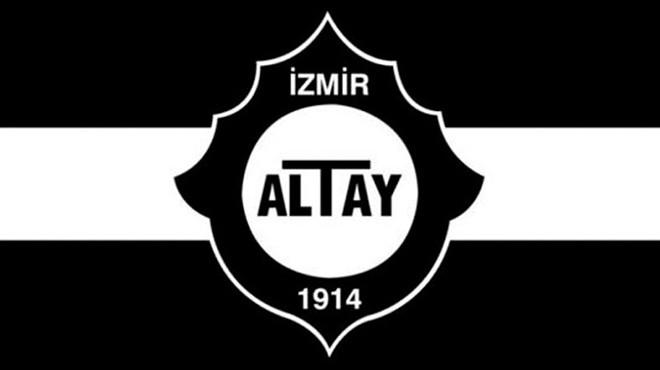 Altay, ilki başarmak istiyor