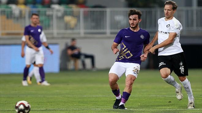 Altay, Osmanlıspor'dan 3 puanı 3 golle aldı