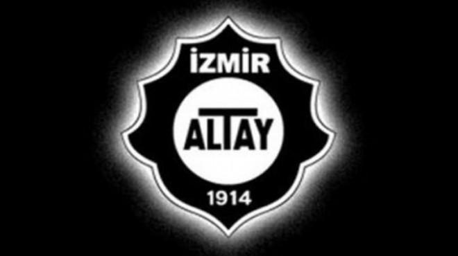 Altay transferde sınırı aştı