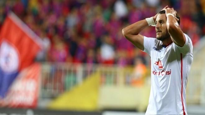 Altınordu'da gol sıkıntısı