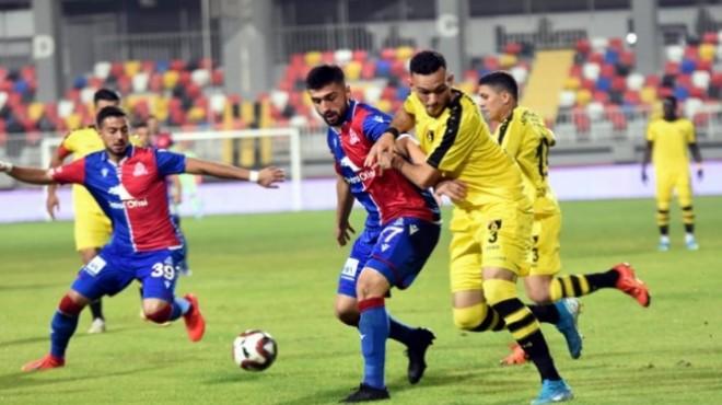Altınordu'da gol sorunu devam ediyor