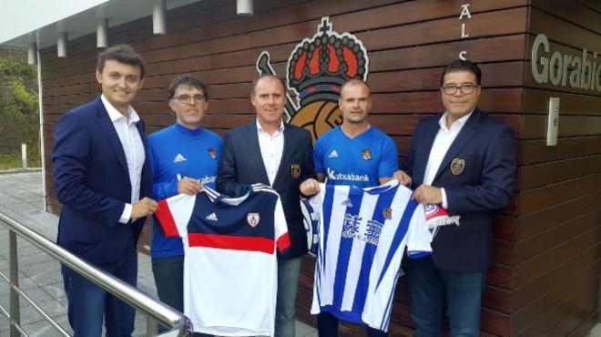 Altınordu'dan La Liga'nın en büyükleriyle işbirliği!