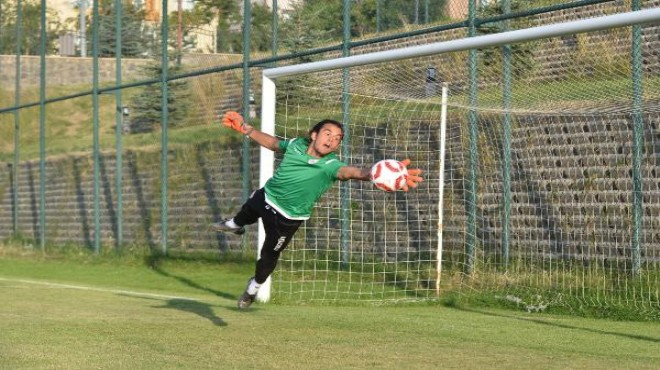 Altınordu kalecisi Erce Trabzonspor'da
