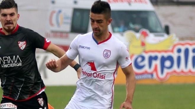 Altınordulu Yusuf'a Süper Lig kancası