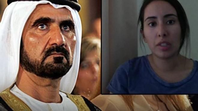 Araplar şokta: Prenses kaçtı!