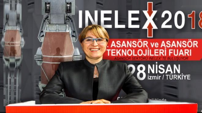 Asansör sektörü İzmir'de büyük fuar için gün sayıyor