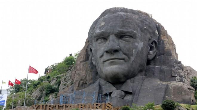 Atatürk Maskı'nda bakım zamanı