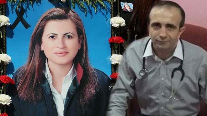 Avukat eşini öldüren doktor kocaya istenen ceza belli oldu
