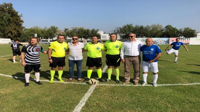 Aydın Büyükşehir'den Dünya Barış Kupası'na destek