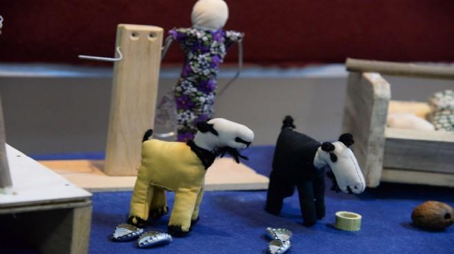 Aydın Büyükşehir'den zekâ ve beceri oyuncakları sergisi