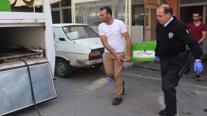 Aydın'da korkunç ölüm: Yangının ortasında kaldı