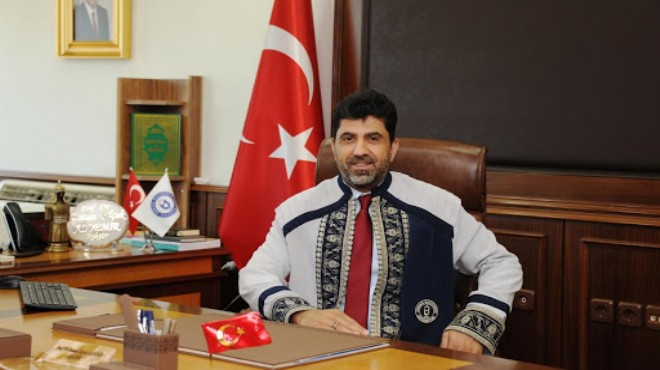 Aydın'da Rektör kılık değiştirdi: 500 bin liralık yolsuzluğu ortaya çıkardı!