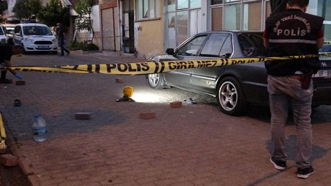 Aydın'da silahlı çatışma: 3 yaralı!