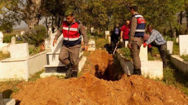 Aydın'da şok: Kuzenler kardeş çıktı, 6 mezar açıldı!