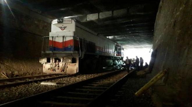 Aydın'da tren devrildi: Seferler iptal!