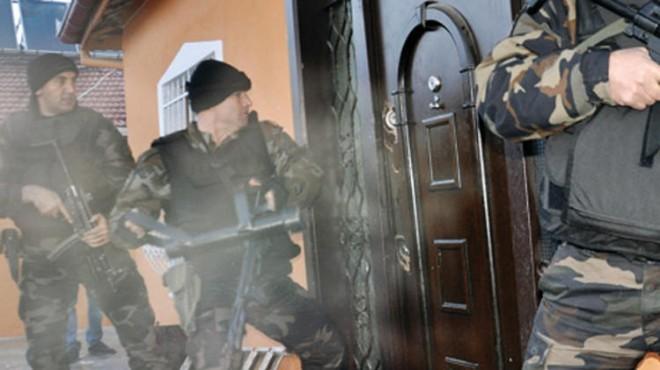 Aydın'ın 3 ilçesinde PKK operasyonu!