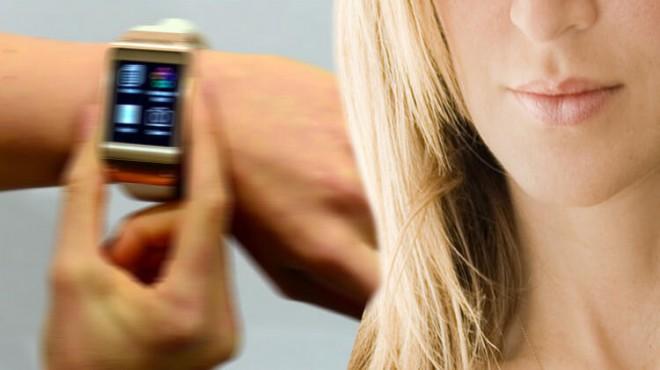 Ayrıntıyı akıllı saat yakaladı: Kalori verdi, enselendi!