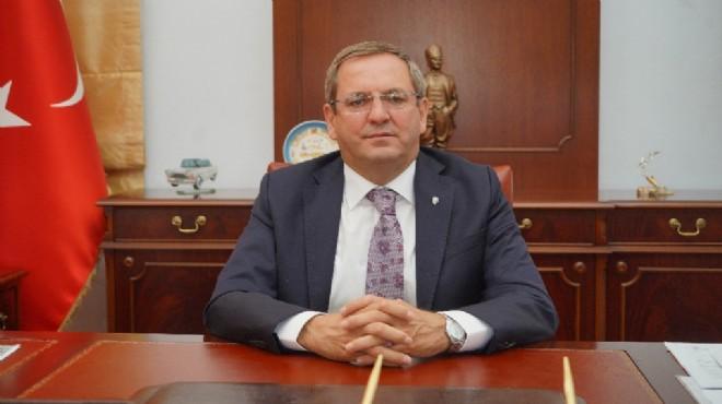 Ayvalık Belediye Başkanı partisinden istifa etti