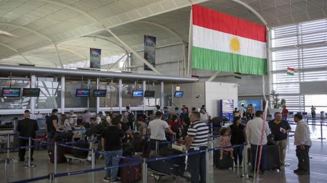Irak'ta uçuş yasağı için flaş karar!