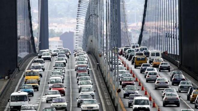 Bakan açıkladı: 30 Ağustos'tan 5 Eylül'e kadar köprü ve otoyollar ücretsiz