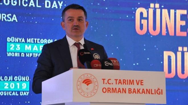 Bakan açıkladı: Türk ürünlerine çatı marka geliyor
