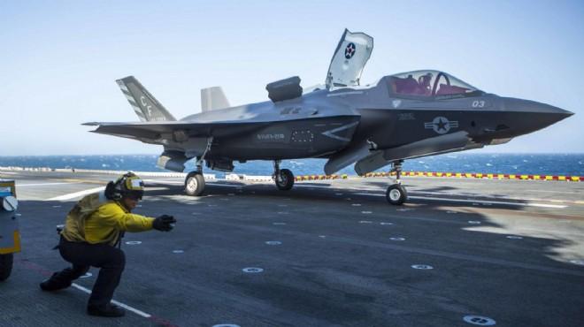 Bakan Akar F-35'ler için tarih verdi