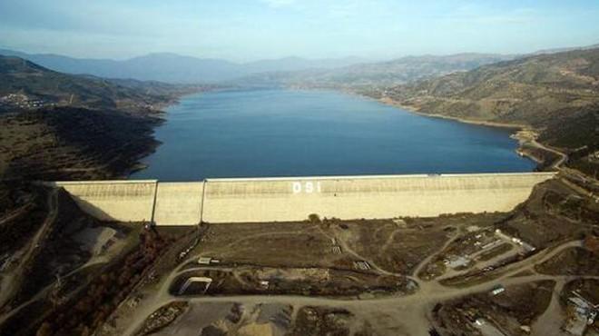 Bakan Pakdemirli açıkladı: İzmir'in ne kadar suyu var?