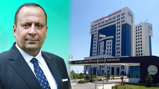 Bakan Pakdemirli'den yeni görevlendirme: MHP'li Kalyoncu'nun kardeşini atadı