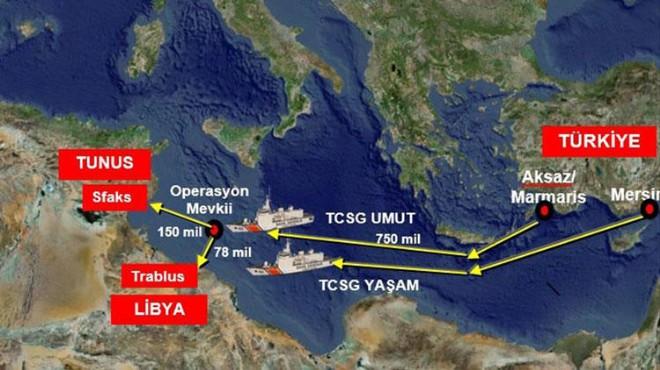 İzmir-Libya hattında dev uyuşturucu operasyon!