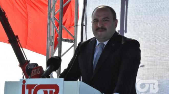Bakan Varank'tan İzmir mesajları: Kirli bir tezgah var!