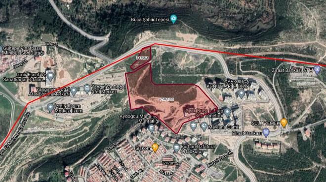 Bakanlık askıya çıkardı: Buca'da üniversiteye yeni alan!