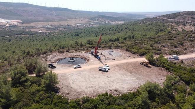 Bakanlıktan Çeşme'de RES kararı: Alan imara kapatıldı