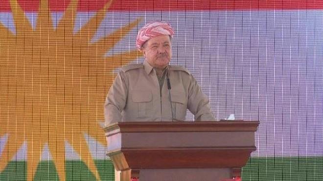 Barzani: Bağımsızlığımız için bedeller ödemeye hazırız