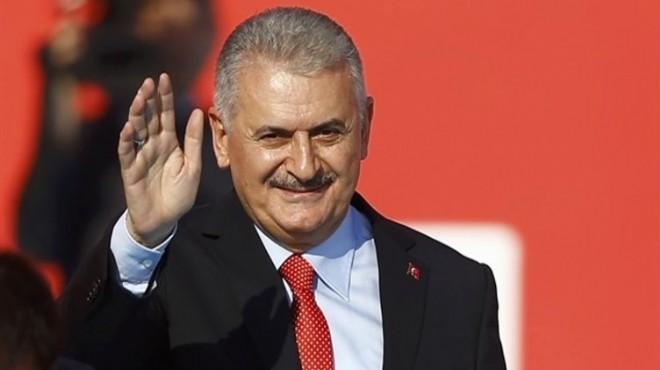 Başbakan Yıldırım açılış için İzmir'e geliyor!