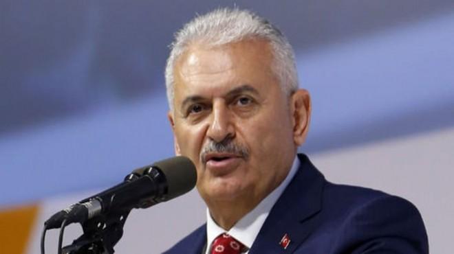 Başbakan Yıldırım: Bu ekipten 'özel' İzmir projeleri bekliyorum