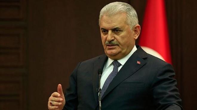 Başbakan Yıldırım'dan SİHA tartışmasıyla ilgili açıklama